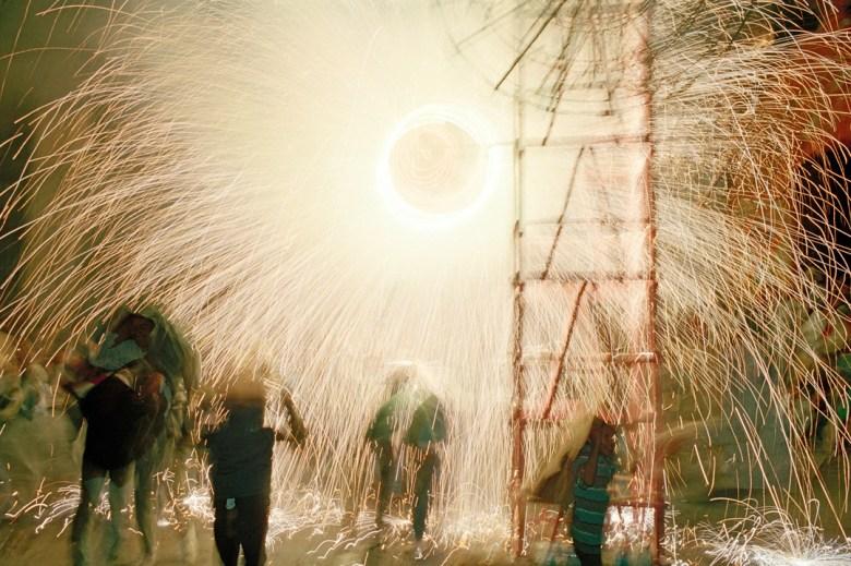 Artist: Geoff Winningham. Exhibition: In The Eye Of The Sun. Venue: COSAS, Boerne.