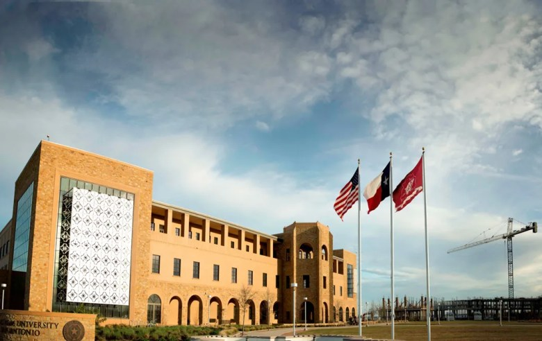Texas A&M University-San Antonio.