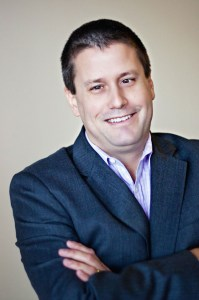 Jim Curry, senior vice president and general manager of Rackspace's Private Cloud business.