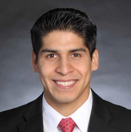District Four City Councilman Rey Salaña
