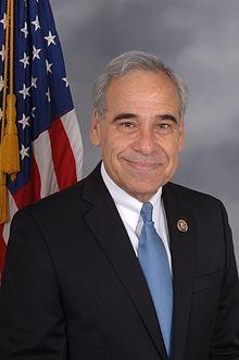 Former Texas Congressman Charlie Gonzalez