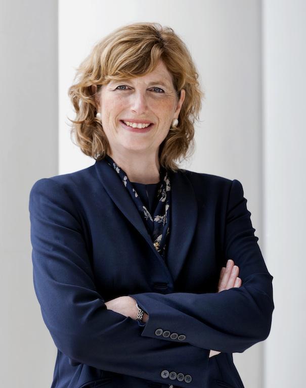Dean Lucy Dalglish, Philip Merrill College of Journalism. Courtesy photo.