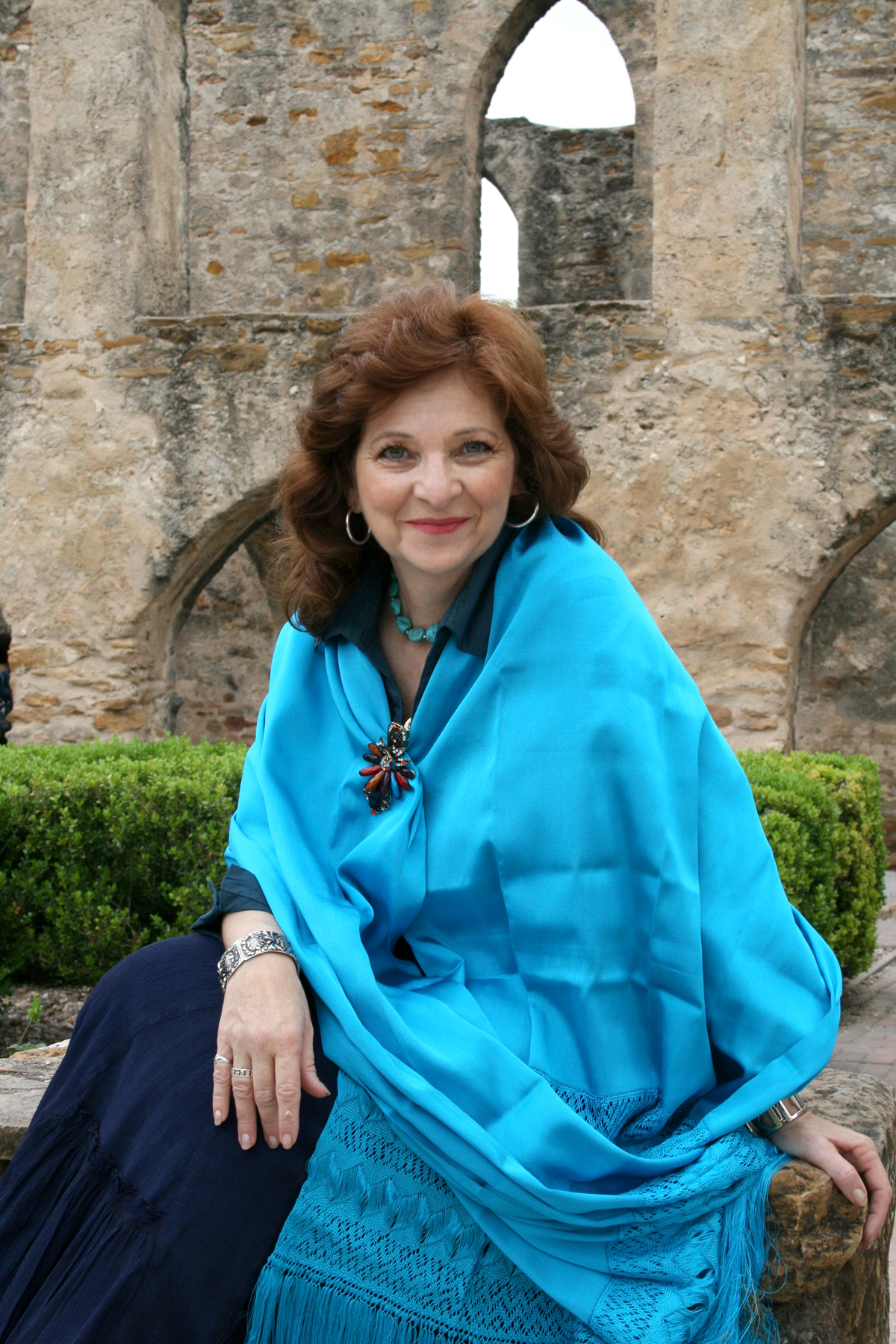 Dr. Carmen Tafolla, San Antonio's Inaugural Poet Laureate, is an internationally published poet and writer and a native of the city's West Side barrios. Courtesy photo.