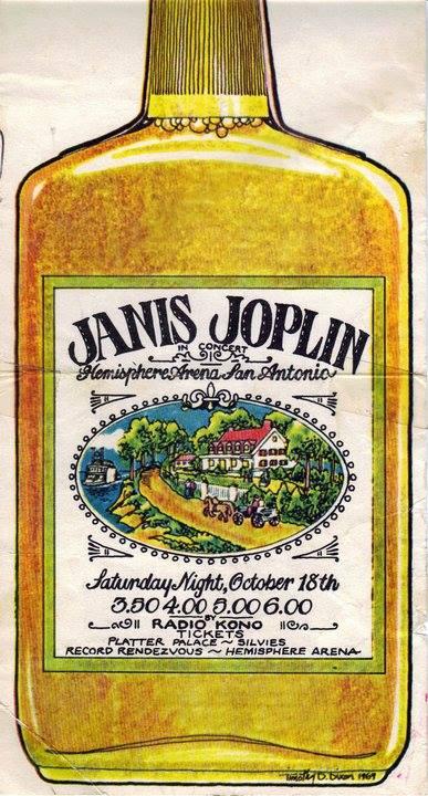 A souvenir handbill of the event, courtesy of Steve Wisnoski