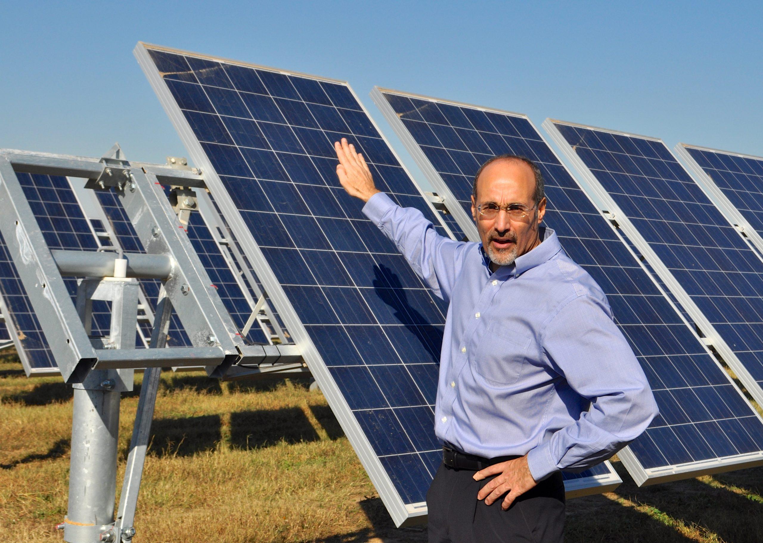 OCI Solar Power President and CEO Tony Dorazio