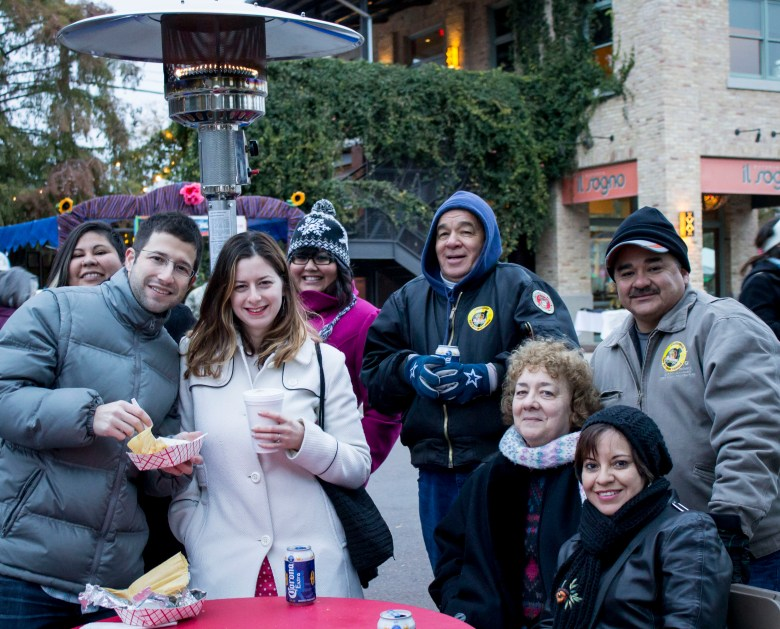 Tamales! Holiday Festival 201 at the Historic Pearl Brewery. Photo by Jesse Torres.