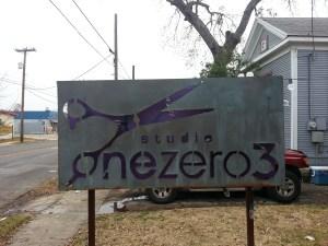 Find that unique vintage item or get a haircut at Studio OneZero3 and Espacio/Space at 721 S. Presa St. Photo by Kevin Tobar Pesantez.