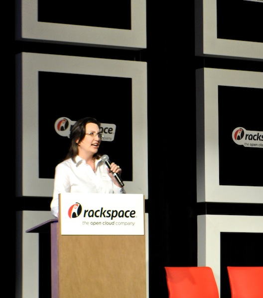 Melissa Gray, Rackspace director of Sustainability and Strategic Partnerships