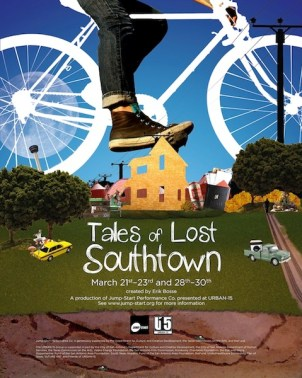 Tales of southtown flyer