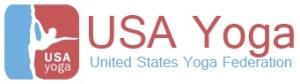 USA yoga logo