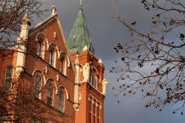 University of the Incarnate Word. Photo by Iris Dimmick.