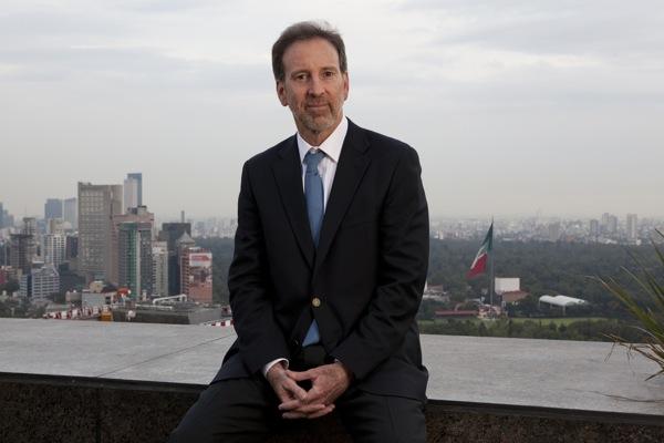 "Attorney and former U.S. Ambassador to Mexico Antonio ""Tony"" Garza"