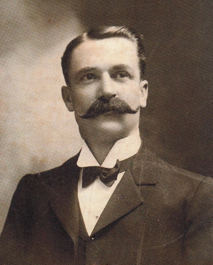 Joseph Deutz, Jr., Great Grandfather of Leland Stone. Photo courtesy Stone Standard.