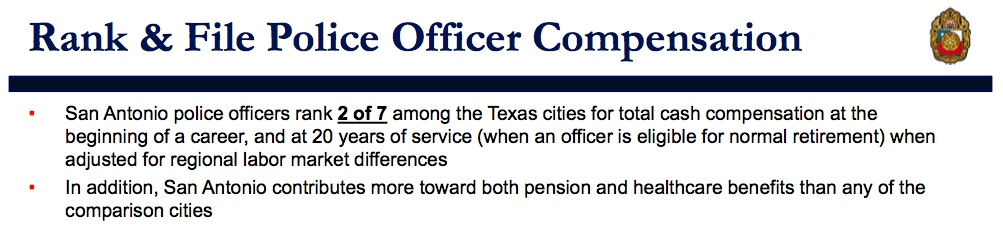 From the Healthcare and Retirement Benefits Task Force report.