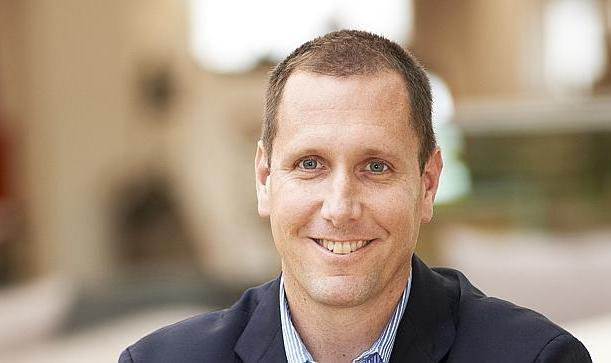 Rackspace CEO Taylor Rhodes