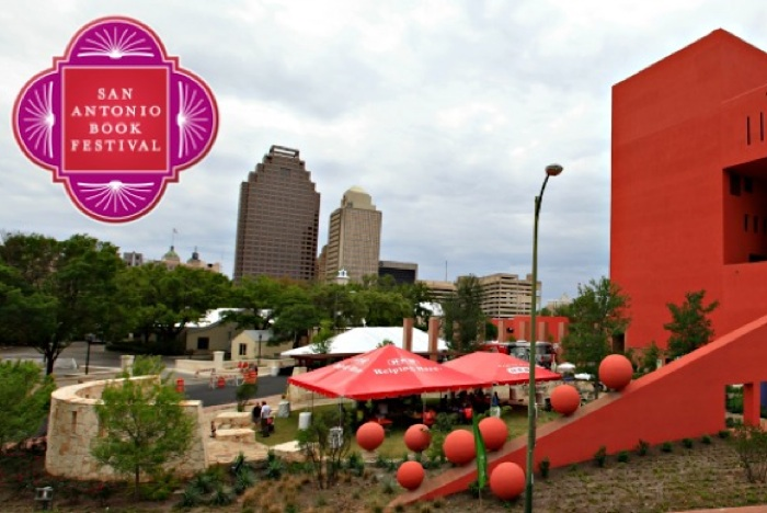 San Antonio Book Festival. Image courtesy of The CE Group/Shane Kyle.