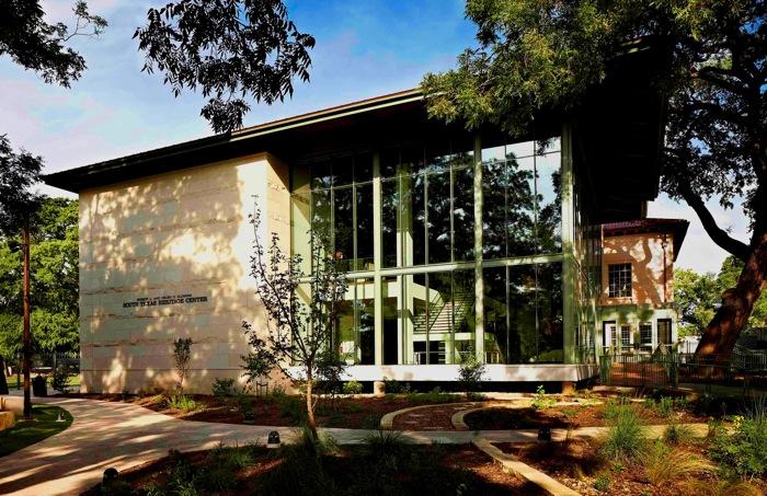 South Texas Heritage Center. Photo courtesy of the San Antonio Conservation Society.