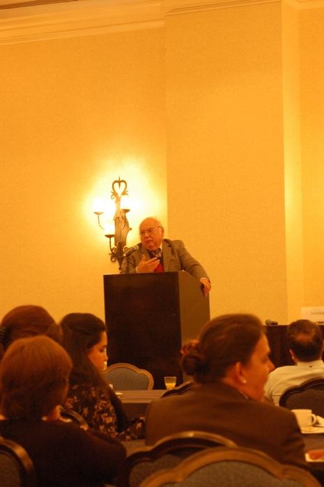 Ernie Cortes, Jr. co-founder of Communities Organized for Public Service (COPS). Photo by Rene Jaime Gonzalez