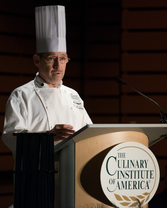 The Culinary Institute of America, San Antonio Campus, graduating class of Oct. 18, 2013. Photo by Darren Abate for the CIA.