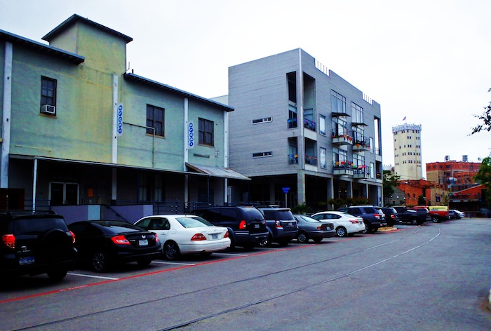 Blue Star Arts Complex: half of the proceeds from the Surface2Art block party benefit the Blue Star Contemporary Art Museum. Photo by Miles Terracina.