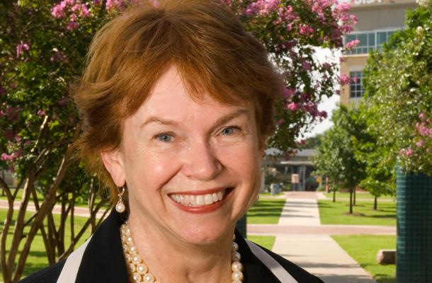 Harriett Romo, sociology professor at UTSA, director of CAPRI