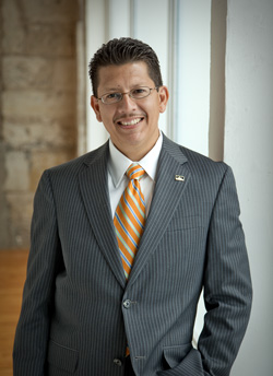 Richard Perez, president and CEO of the San Antonio Chamber