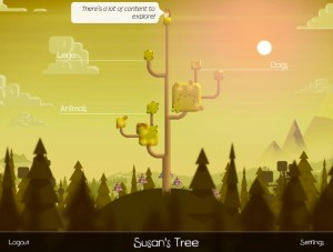 Wandoo Planet screen shot.