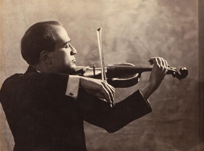 Bronislaw Huberman (1882-1947)