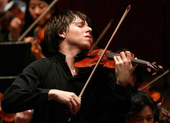Joshua Bell. Courtesy photo.