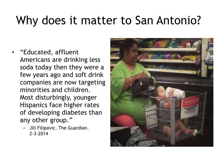 "Director of San Antonio Metro Health Department Dr. Thomas Schlenker's presentation, ""Obesity in San Antonio: Change in the Right Direction."""