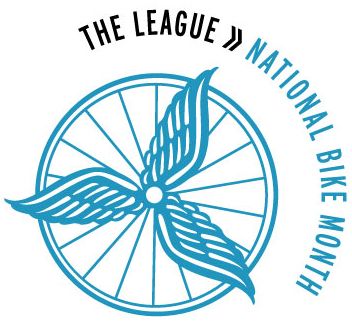 Image courtesy The League of American Bicyclists.