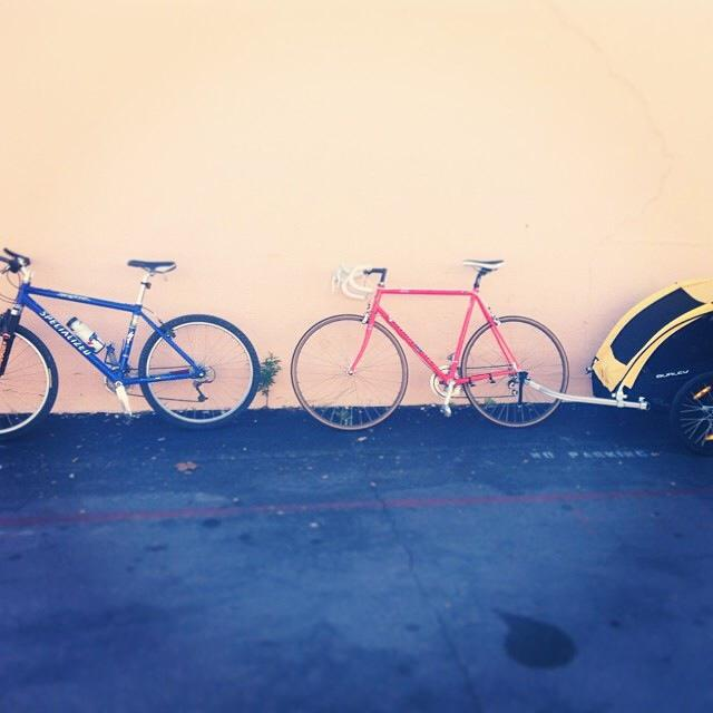 Bikes are becoming an urban staple in San Antonio. Photo by Kari Denise.