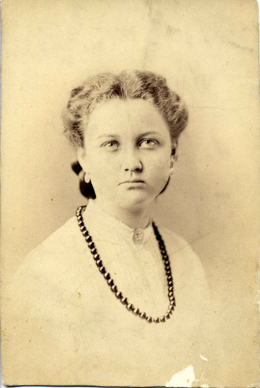 Eda Kampmann, daughter of John Kampmann. Courtesy photo.