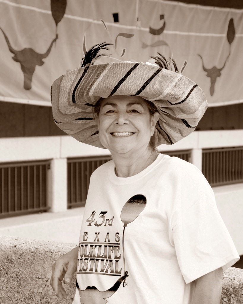 Jo Ann Andera, director of special events at UTSA's Institute of Texan Cultures. Photo by Al Rendon.