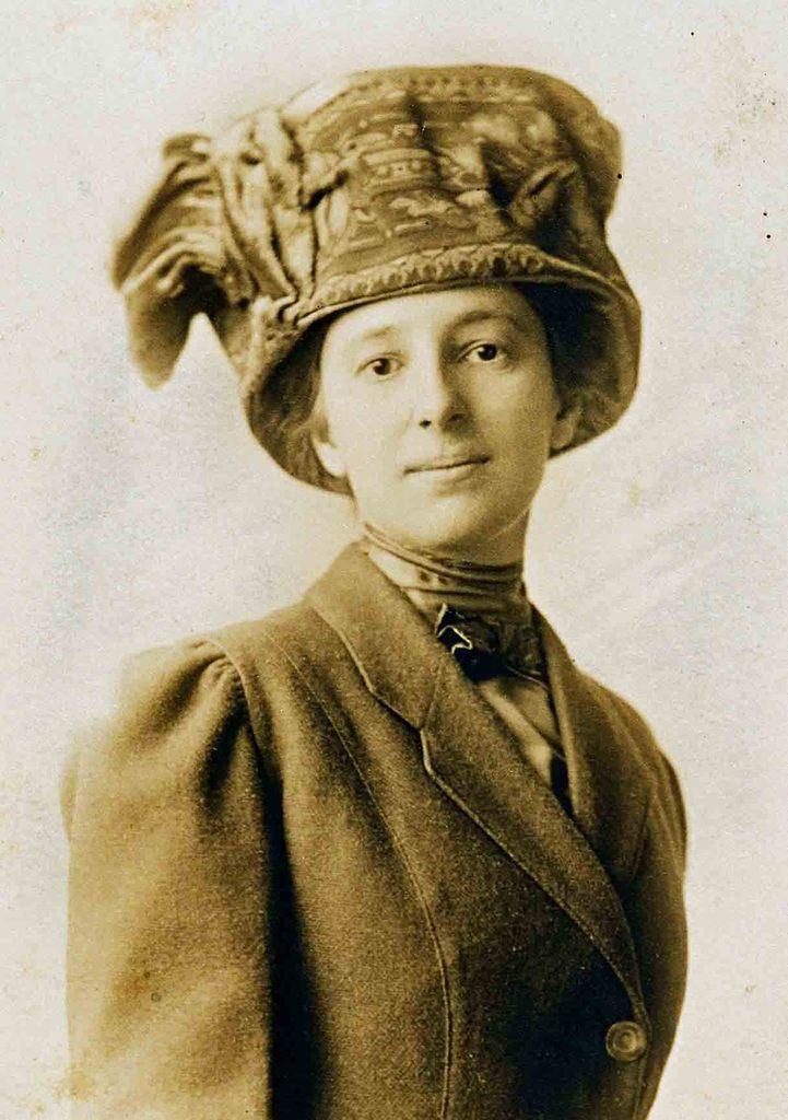 Marion Koogler McNay. Photo courtesy McNay Art Museum.