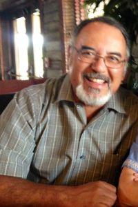 Juan Garcia, former Dignowith Hill Neighborhood Association president. Courtesy photo.