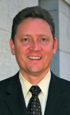 San Antonio Chief Technology Officer Hugh Miller