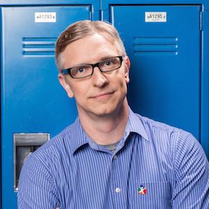 Communities in Schools CEO Rufus Samkin