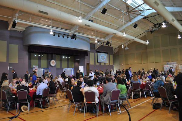 The 2014 SA2020 Progress Report Luncheon at Morgan's Wonderland. Photo by Iris Dimmick.