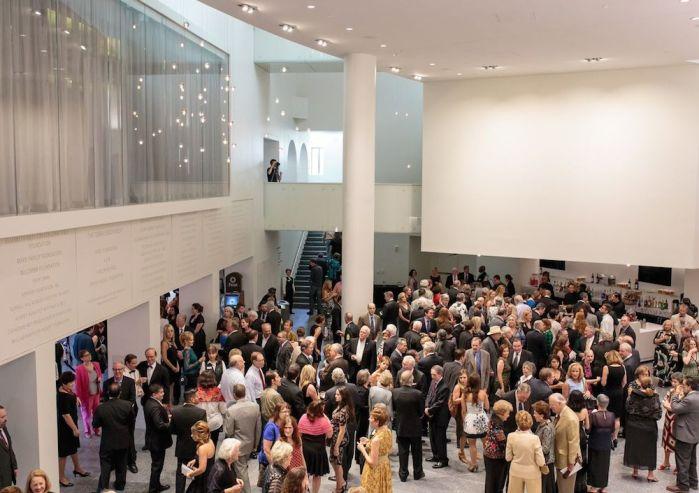 Opening night at the Tobin Center. Photo by Scott Ball.