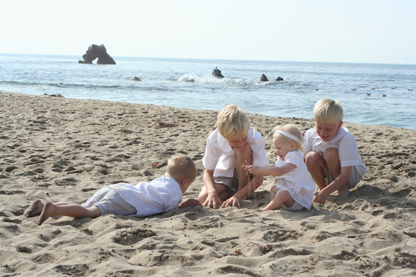 Liza Long's children. Courtesy photo.