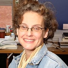 Professor of sociology and anthropology at Trinity University Christine Drennon