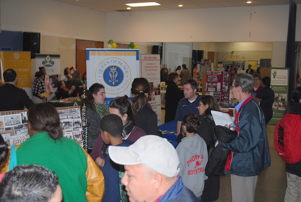 A previous School Connection Fair hosted by Families Empowered. Courtesy photo.