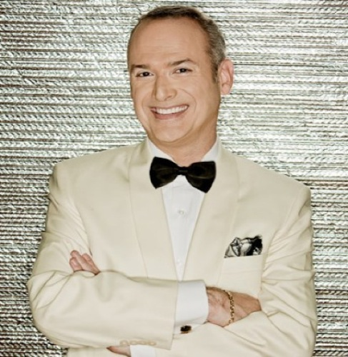 San Antonio PR consultant and communications guru Ken Slavin is a professional singer who will perform in this year's Song Slam. Courtesy photo