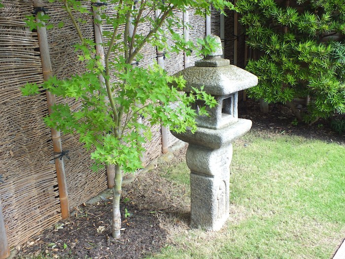 the Kumamoto En - was gifted to San Antonio in 1989 and can be seen today at the San Antonio Botanical Gardens. Photo via JapaneseGardening.org.