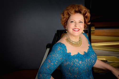 Musical Bridges Around the World Artistic Director and CEO Anya Grokhovski