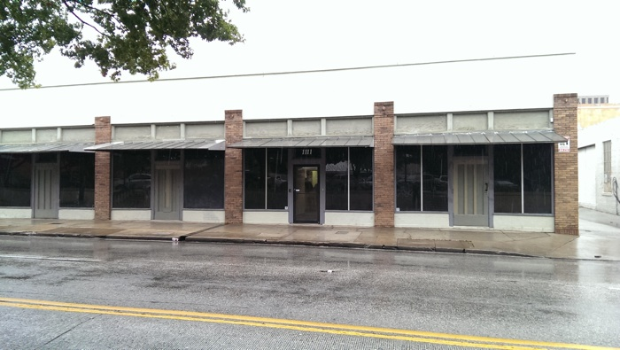Gemini Ink's new building at 1111 Navarro St. will offer 2,800 sq. ft. Courtesy photo