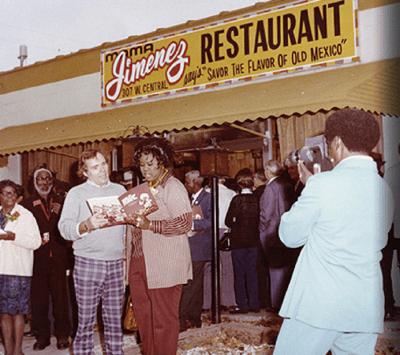 Raul Jimenez Dinner - Vintage