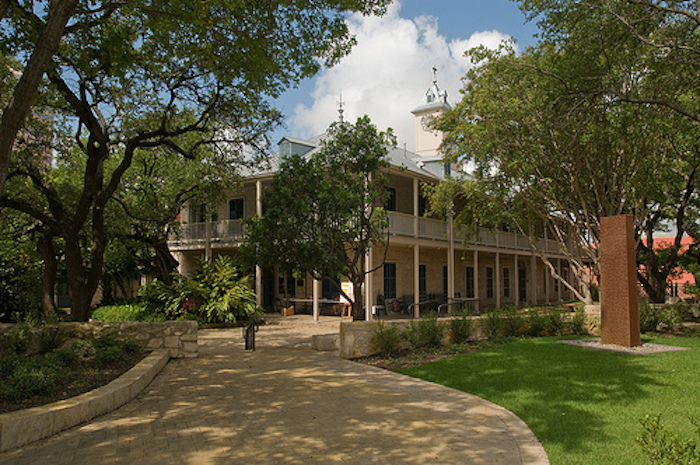 The Southwest School of art Ursuline Campus. Courtesy photo.