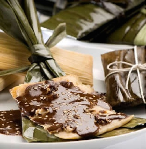 Tamahil's specialty tamales. Photo courtesy of Tamahil's.